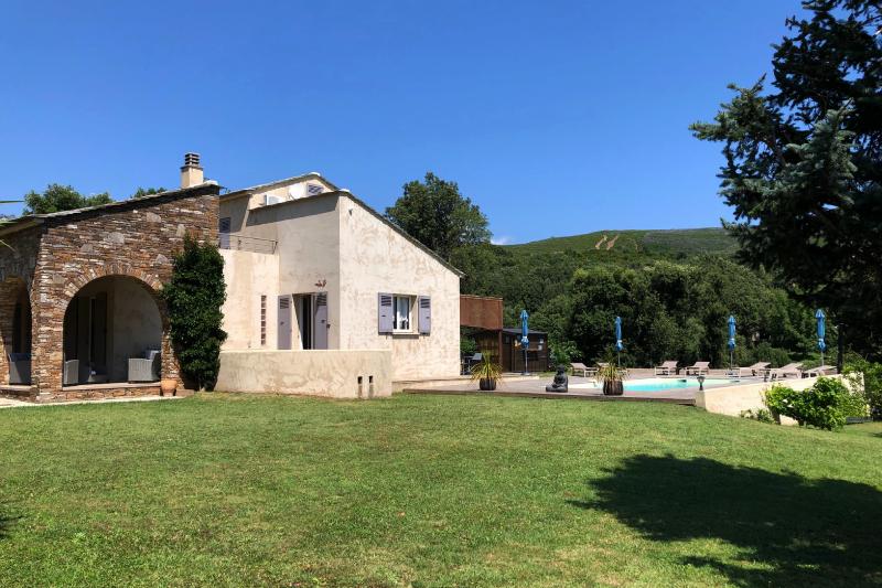 Les 5 Arches Chambres D Hotes Cap Corse Sisco Corse